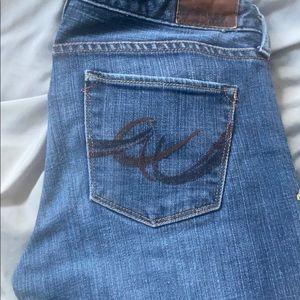 Express boot leg Stella jeans